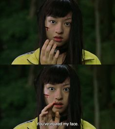 Chigusa, Battle Royale. That means you're about to die