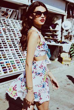 Ruby @ LA Models shot by Lucas Passmore