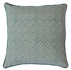 Canvas Home - Inca Samoa - Cushions, Canvas Home, Family Room, Cushions Online, Soft Furnishings, Velvet Cushions, Design Inspiration, Throw Pillows, Floor Cushions