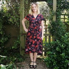 Sew Over It Eve Sewing Ideas, Sewing Patterns, Sew Over It, Dress Sewing, Eve, Wrap Dress, Dresses, Fashion, Vestidos