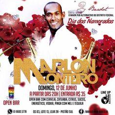 #VEJA Bardot Pub: Dia dos Namorados  Marlon Monteiro #agenda @paroutudo via ParouTudo http://ift.tt/1VTqphf #Raynniere #Makepeace