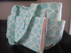 Carry All Diaper Bag from My Freckles Shop