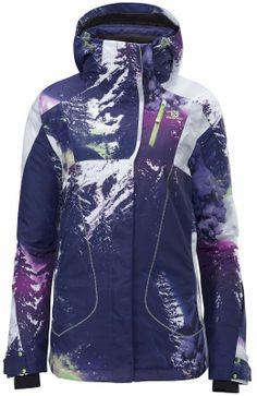 Women's Salomon Zero Jacket - Outfitters, Grouse Mountain, Vancouver - Pin It To Win It Contest