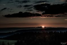 Die Quintessenz des Sonnenuntergangs