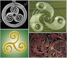 Triskele (keltisch symbool)