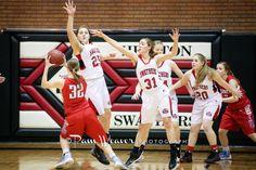 | Girl's Basketball | Hesston vs Hutch Trinity – Substate Round 1 03/01/16