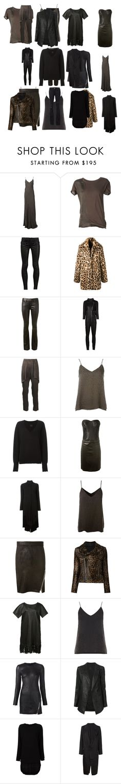 """""""Untitled #3463"""" by luciana-boneca on Polyvore featuring RtA, women's clothing, women, female, woman, misses and juniors"""