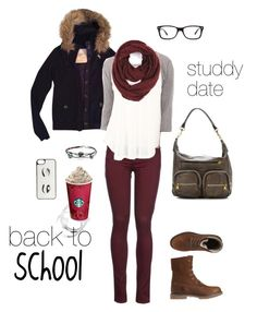 """""""back to school #2"""" by anna-s0phie on Polyvore"""