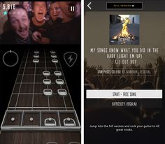 Guitar Hero iOS