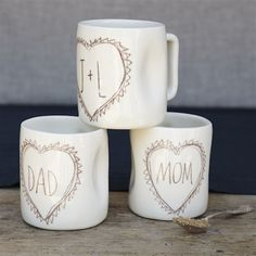 Perfect gift for mom, dad or sweethearts in your life.