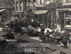 Lower eastside , New York , USA : street mar stock photo pd658190.jpg