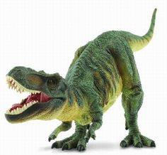 CollectA Tyrannosaurus Rex Dinosaur Toy Model in stock & same day shipping! Shop www.DinosaurToysSuperstore.com today!