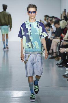 Katie Eary Menswear Spring Summer 2016 London - NOWFASHION