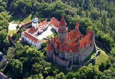 Bouzov Castle – one of the most popular monuments in the Czech Republic