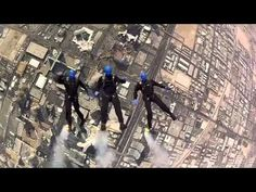 Triple Agent Blue Man Group pay homage to Agent 007.    Blue Men: Scott Speiser, Michael Rahhal, Randall Jaynes, Michael Dahlen, Chris Bowen  PVC Instruments Camera: Tim Chaffee  Concept, Edit and 007 Theme Arrangement by Chris Bowen  Produced by Jaqueline Kolek  Skydiving Sequence produced by Dusty Bennett for Blue Man Group - LV3 - New Show Opening ...