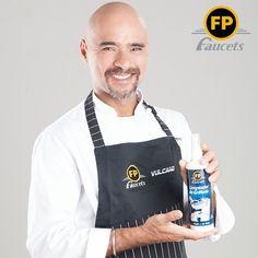 Sumito ya comprobó que con nuestro nuevo Limpiador de Grifería es muy fácil limpiar las superficies metálicas de su cocina. ¡Pruébalo tú también!