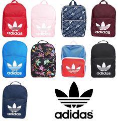 3ff87adfe adidas Originals Trefoil Logo Classic Backpack School Bag Mens/Womens. Mochila  AdidasRelojBolsos DeportivosMaletasMochilasPulserasAdidas ...