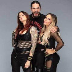 The official home of the latest WWE news, results and events. Get breaking news, photos, and video of your favorite WWE Superstars. Wwe Pictures, Wwe Photos, Wrestling Stars, Women's Wrestling, Randy Orton, Seth Rollins, Wwe Trish, Becky Wwe, Wwe Lita