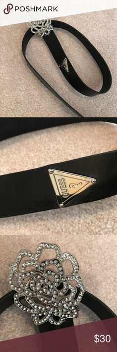 Guess leather belt Brand new Guess Accessories Belts