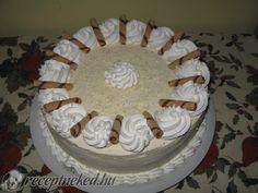 Tokaji aszú torta recept Cake, Desserts, Oreos, Food, Tailgate Desserts, Deserts, Kuchen, Essen, Postres