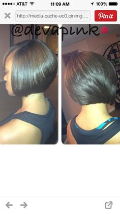 Calling all the ladies who want to see the latest bob hair trends! In this post we have rounded up 20 Short Bob Hairstyles of 2016 that you will love! Short Hair Cuts, Short Hair Styles, Natural Hair Styles, Short Bob Hairstyles, Pretty Hairstyles, Black Hairstyles, Bob Haircuts, Popular Hairstyles, Weave Hairstyles
