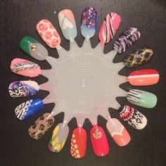 nail art, nail design, nail polish. nail wheel, design wheel art. #makeupbysehar