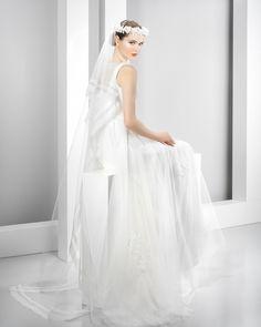 #6058 Nanda Devi Collection - 2016 Vestidos de novia - Jesús Peiró Wedding dresses - Jesús Peiró