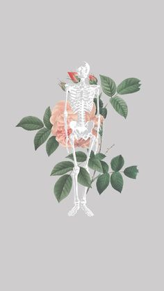 """lockscreens no. 312 - stay alive skeleton lockscreens. get 'em as notebooks, phone cases, and tshirts here [ stay alive 