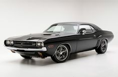 Check out this 1971 #Dodge Challenger R/T for #ThrowbackThursday #TBT