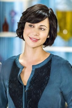 Catherine Bell as Cassie Nightengale inThe Good Witch - Quote, Aromatherapy, Simple Magic