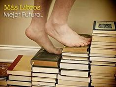 La lectura nos hace subir