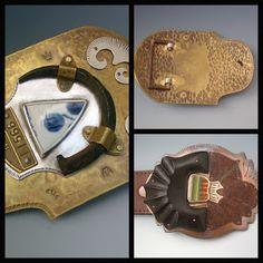 Belt Buckle made by Jesse Bert San Miguel de Allende, Mexico