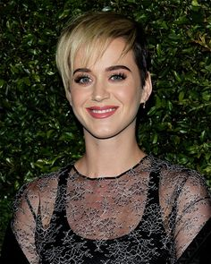 I ❤ Katy Perry — Katy Perry attends the celebration of Chanel's...