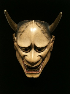 no no-men hannya #japan