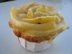 I Dolci di Pinella: Muffins alle mele che sembrano rose