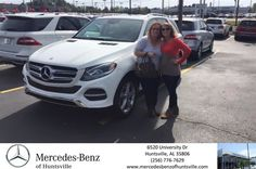 Mercedes-Benz of Huntsville Customer Review     I HAD A GREAT EXPERIENCE AT HUNTSVILLE MERCEDES BENZ. I RECOMMEND GREG MELBO AS YOUR SALESMAN. MY VEHICLE WAS READY AND WAITING WHEN I ARRIVED. THIS IS MY SECOND SUV FROM THIS DEALER AND I COULDN'T BE MORE PLEASED.  THANKS TO GREG.   ALSO, I HIGHLY RECOMMEND GEORGE IN THE SERVICE DEPT. ALWAYS COURTEOUS AND PROMPT TO HAVE YOUR VEHICLE READY.   Rhonda, https://deliverymaxx.com/DealerReviews.aspx?DealerCode=TSTE&ReviewId=52339  #Review…