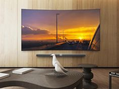 Xiaomi Mi TV 3S with 65 inch Curved 4K display launched