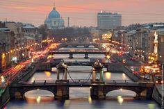 Мосты Санкт-Петербурга - kvartirka.com