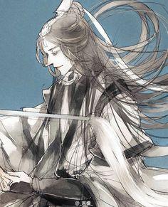 剑三手绘插画