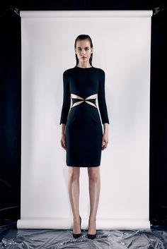 Cushnie et Ochs Resort 2014 Fashion Show Collection