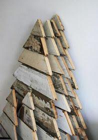sapin, recycler - sapin en carton #noel #sapincarton