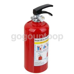 Decorative Fire Extinguisher creative funny new fire extinguisher shaped land line telephone