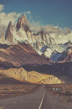 #travel #mountains #nature
