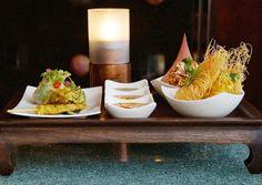 Traditionelle Thaiküche auf höchstem Niveau auch bei den Vorspeisen