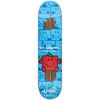 Cliche Mr. Men Impact Skateboard Deck