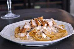 All Kinds of Yumm: Cajun Chicken Alfredo