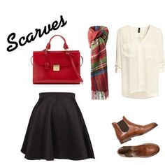 """""""Scarves"""" by inesdecastro91 on Polyvore"""