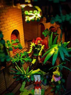 39b - Brent Waller Lego Dc, Lego Batman, Cool Minecraft Houses, Minecraft Skins, Minecraft Buildings, Hama Beads Minecraft, Perler Beads, Sick Boy, Amazing Lego Creations