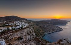 Folegandros, Greece by Kate Eleanor Rassia on 500px