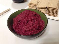 Una receta ligera y baja en histamina para poder acompañar tus platos o hacer un snack saludable, energético y nutritivo.